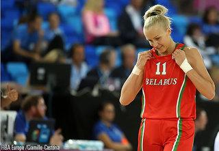 Белорусские баскетболистки, одолев шведок, гарантировали себе место на чемп ...