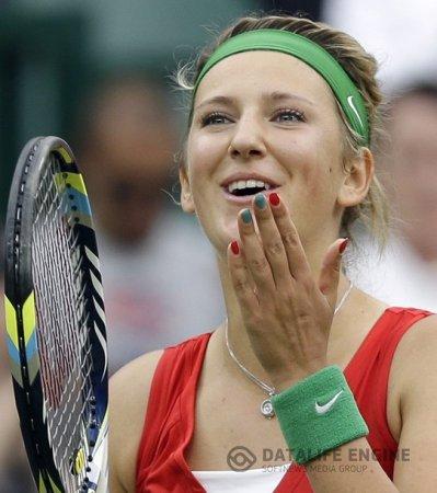 Виктория Азаренко вышла во второй раунд Уимблдонского теннисного турнира