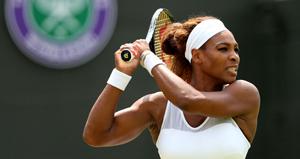 Серена Уильямс проиграла на Уимблдонском турнире