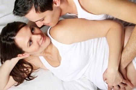 Как заниматься сексом беременной женщине