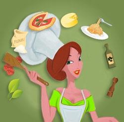 Несколько полезных советов хозяйке на кухне