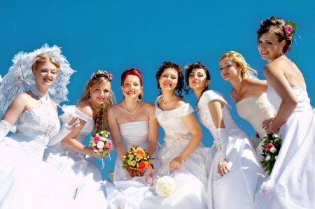 В Беларуси средний возраст невесты увеличился до 25 лет
