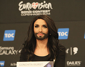 Кончита Вурст может приехать в Минск с концертом