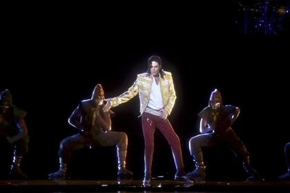 Голограмма Майкла Джексона «выступила» в Лас-Вегасе