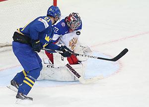 Хоккеисты сборной России стали первыми финалистами ЧМ в Минске
