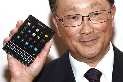 Blackberry выпустит смартфон Passport с квадратным экраном рекордного разме ...