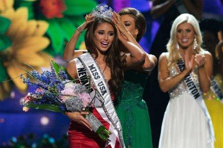 «Мисс США - 2014» стала девушка, увлекающаяся боевыми искусствами