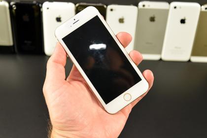 В iPhone 6 можно будет пощупать объекты на экране