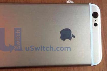 СМИ ожидают от новых iPhone 6 светящегося логотипа Apple