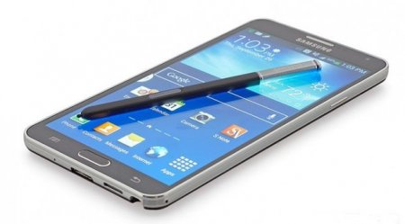 Samsung Galaxy Note 4 будет показан 3 сентября